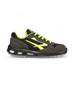 SCARPA ANTINFORTUNISTICA U-POWER S1P SRC ESD MODELLO YELLOW - TAGLIA 40