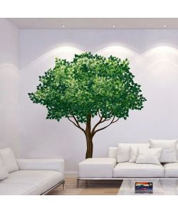 STICKER MURALE GIANT 'TREE', 280X100 CM